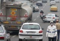 سهم زیاد خودروهای سواری در تولید گازهای آلاینده