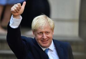 بوریس جانسون در مسیر پیروزی بزرگ در انتخابات بریتانیا
