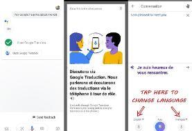 وسیله مترجم زبان «دستیار گوگل» به تلفنها میآید| مکالمه با ۴۴ زبان متفاوت