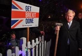 نتایج اولیه انتخابات بریتانیا حاکی از پیروزی محافظهکاران است