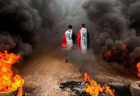 قدرتهای خارجی به دنبال سوء استفاده از تحولات خاورمیانه هستند