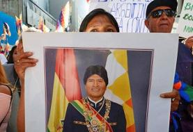 وفای عهد رئیسجمهوری تازه آرژانتین | مورالس وارد بوینسآیرس شد
