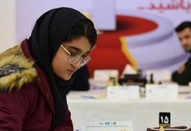انصراف دختر شطرنجباز ایرانی از رقابت با حریف اسرائیلی