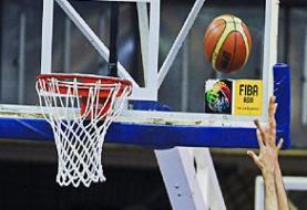 پیروزی شیمیدر و شهرداری گرگان مقابل حریفان در لیگ بسکتبال