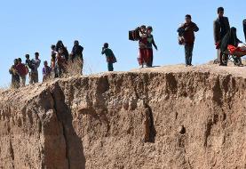 انتقال خانواده های داعشی از سوریه  به عراق
