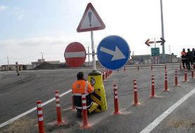 اصلاح ۶۹ نقطه حادثهخیز جادههای استان کرمان
