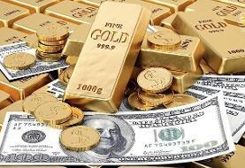 نرخ ارز، دلار، سکه، طلا و یورو در بازار امروز پنج شنبه ۲۱ آذر ۹۸