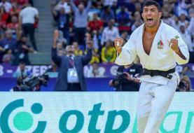 ملایی همچنان روی نوار ناکامی/ حذف در اولین مبارزه مسابقات چین