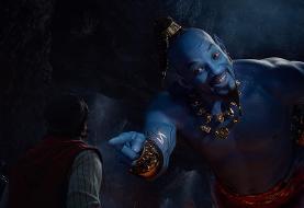 «علاءالدین» هفتمین پرفروش سینمای جهان در سال ۲۰۱۹ لقب گرفت