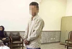 بازداشت قاتلی که تصور میکرد مقتول زنده است