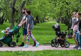 در روسیه داشتن چه تعداد فرزند مطلوب است؟