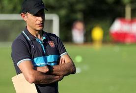 گلمحمدی: با تفاهم دو باشگاه به پرسپولیس آمدم
