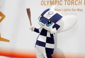 انتخاب شعار رسمی المپیک توکیو
