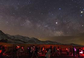 راه اندازی نخستین پارک گردشگری فضایی در یزد