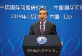 وزیر خارجه چین: آمریکا به صورت جدی اعتماد متقابل را خراب کرده است