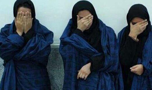 یک میلیارد و هشتصد میلیون تومان! دستگیری زنان جیببر خطوط BRT