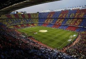 ال کلاسیکو دوباره به تاخیر نخواهد افتاد | تظاهرات همزمان جدائیطلبان کاتالونیا در بارسلونا
