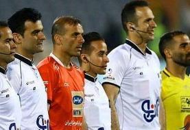 خودکشی نافرجام کمک داور فوتبال ایران