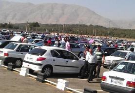 قیمت روز خودرو شنبه ۲۳ آذر؛ ادامه کاهش قیمت لاکپشتی در بازار خودرو