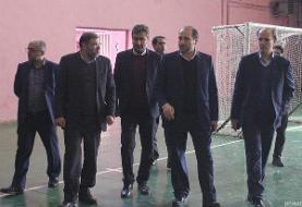 بازدید مدیرکل اموال تملیکی استان تهران از کانون اصلاح و تربیت