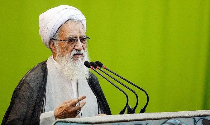 امام جمعه تهران باز به روحانی گیر داد: خودت را گم کردی! خیال کردی مسئولیتی داری و کسی هستی؟!!