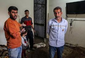 (تصاویر) آخرین وضعیت معضل فاضلاب در کوت عبدالله