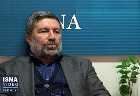 ویدئو / گفتوگو با الیاس حضرتی؛ از گرانی بنزین تا کنایه به وزارت کشور