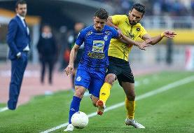 باشگاه سپاهان:بازی ما با استقلال را عقب بیاندازید