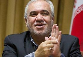 فتحاللهزاده رسما سرپرست باشگاه استقلال شد