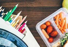 بهترین تغذیه برای کودکان مدرسه ای