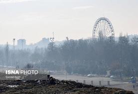 آلودگی باز هم مدارس البرز را تعطیل کرد