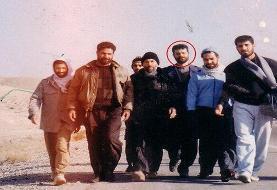 بازیگر جانباز سینمای ایران جاودانه شد