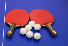 قهرمانی پتروشیمی در نیم فصل نخست لیگ برتر تنیس روی میز