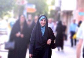 زهرا عبدالمحمدی درگذشت