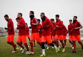 بازیکن الجزایری رسما به تراکتور پیوست/قرارداد «ریالی» برای حمزاوی