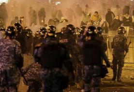 دهها زخمی در دومین شب درگیریها در بیروت