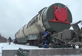 موشک «سرمت» روسیه، چه نوع موشکی است؟
