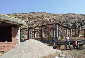 تحویل ۷۵۰ واحد مسکونی به سیلزدگان دلفان