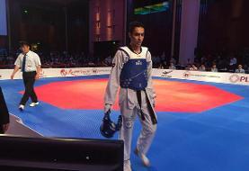 هادیپور: دوری از خانواده را با مدال المپیک جبران میکنم