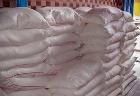 محموله آرد قاچاق در بجستان کشف شد