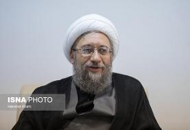 پیام تبریک آملی لاریجانی به دبیرکل مجمع تقریب مذاهب اسلامی