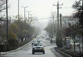 هوای تهران، به آلودهترین حالت امروزش رسید