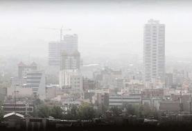 هفتمین روز پیاپی آلودگی هوا در مشهد