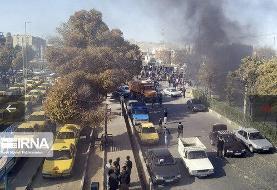 فیلم | گزارش ۲۰:۳۰ از کشته شدگان درگیریهای بنزینی در سیرجان، صدرای شیراز،شهر قدس و نیزارهای ماهشهر