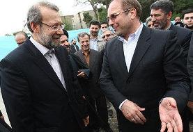 تحلیل روزنامه شرق: رئیس مجلس یازدهم قالیباف است، رئیس جمهور سیزدهم لاریجانی