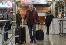 ایگور کولاکوویچ وارد تهران شد