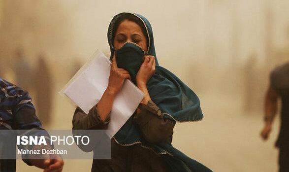 انتشار بوی نامطبوع در نقاطی از تهران