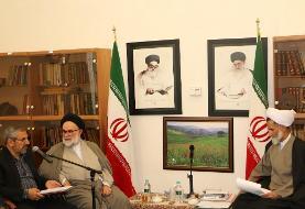 جلسه شورای راهبری مشاوره حقوقی مساجد استان چهارمحال و بختیاری برگزار شد