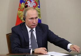 افتتاح خطوط لوله گازی استراتژیک با حضور پوتین