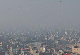 بوی نامطبوع در تهران!